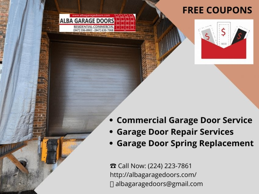 What Maintenance Will my gliderol rolling Garage Door require?